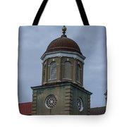Round Dome Tote Bag