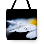 Round Drops Tote Bag