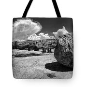 Round Rock Yosemite Tote Bag