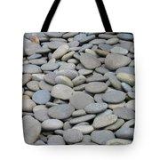 Round Rocks Tote Bag