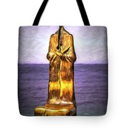 Roundabout Of The Sea Tote Bag