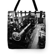 Roundhouse Working No. 3 Tote Bag