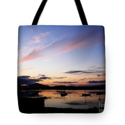 Roundstone Harbour Tote Bag