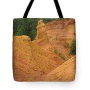 Roussillon Ochres Pigments Rock Tote Bag