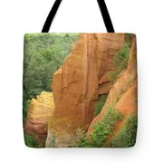 Roussillon - Red Rocks  Tote Bag