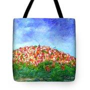 Roussillon Village Tote Bag