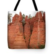 Roussillonrockformation Tote Bag