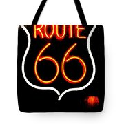Route 66 2 Tote Bag