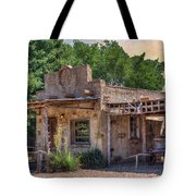 Route 66 - A Stroll Through The Past  Tote Bag