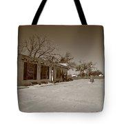 Route 66 - Bent Door Cafe Tote Bag