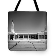 Route 66 - Conoco Tower Station 4 Tote Bag