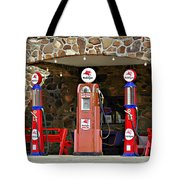 Route 66 - Cool Springs Camp Az Tote Bag