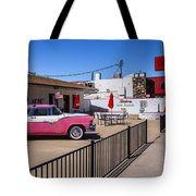 Route 66 Diner Tote Bag