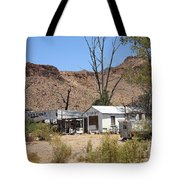 Route 66 - Ed's Camp Tote Bag