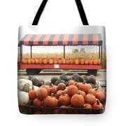 Route 66 Farmstand Tote Bag