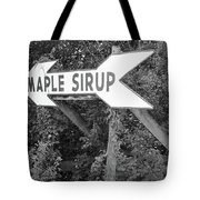 Route 66 - Funk's Grove Sirup Tote Bag