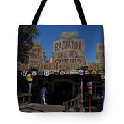 Route 66 Gift Shop Disneyland Tote Bag