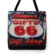 Route 66 Gifts Tote Bag
