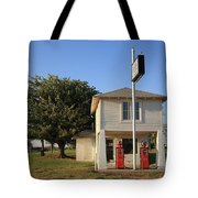 Route 66 - Lucilles Gas Station Tote Bag
