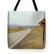 Route 66 - New Mexico Highway Tote Bag
