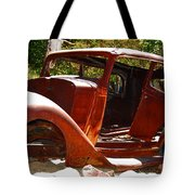 Here's To Old Bones Tote Bag