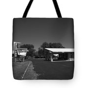 Route 66 - Western Motel 8 Tote Bag