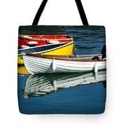 Row-boats Tote Bag