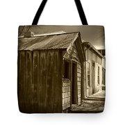 Row Of Houses Tote Bag