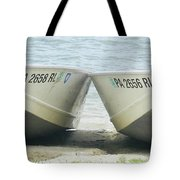 Row Row Row Your Boat Tote Bag