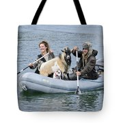Row Your Goat Tote Bag