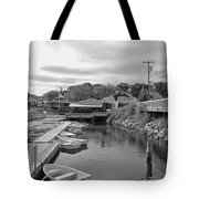 Row Your Own Boat Tote Bag
