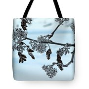 Rowan In Winter Tote Bag