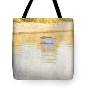 Rowboat In The Summer Sun Tote Bag