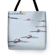 Rowers Arc-natural Tote Bag