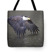 Rowing The River Tote Bag