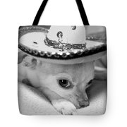 Roxie Tote Bag by Glennis Siverson