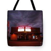 Roxy Theatre Tote Bag