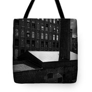 Roy Hill Mill Lewiston Maine Tote Bag