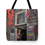Roy Moore Lobster Company Tote Bag