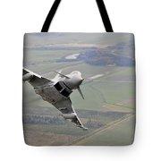 Royal Air Force Typhoon Fgr4 Tote Bag