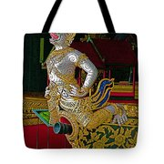 Royal Barges Museum In Bangkok-thailand Tote Bag