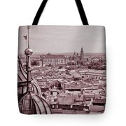 Royal Castle Tote Bag