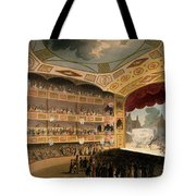 Royal Circus From Ackermanns Repository Tote Bag