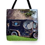 Royal City Paddy Wagon Tote Bag
