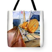 Royal Clipper Ships Tackle Tote Bag