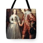 Royal Couple, 1641 Tote Bag