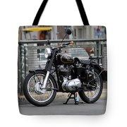 Royal Enfield 2 Tote Bag