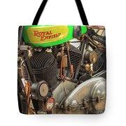 Royal Enfield Tote Bag