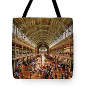 Royal Exhibition Building IIi Tote Bag by Ray Warren
