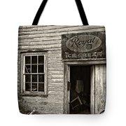 Royal Ice Cream Sepia Tote Bag